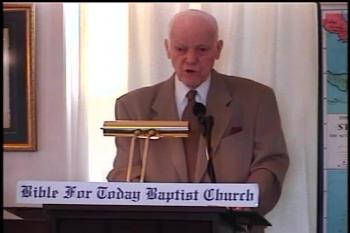 12 False Gospels Current Today  – Galatians 1:1-12 –  Pastor D. A. Waite  –  BFTBC