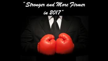 Stronger and More Firmer in 2017