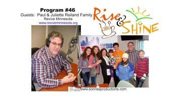 Rise & Shine, Program #46