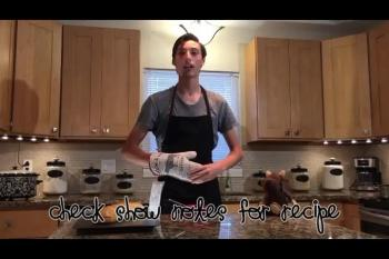 Taste of Bison - Wild Eats S1E2 - Crock-pot Chili