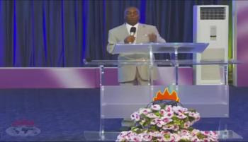 21 Days Prayer And Fasting by Bishop David Oyedepo
