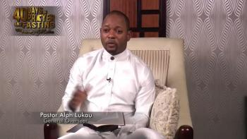40DAYS Of prayer and Fasting with Pastor Alph