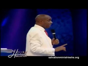 David Ibiyeomie - Power of Positive Declaration