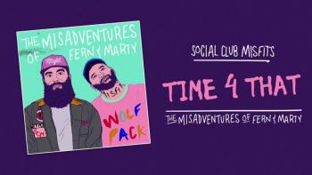 Social Club Misfits - Time 4 That (Audio)