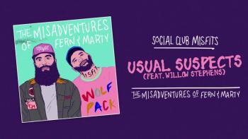 Social+Club+Misfits+-+Usual+Suspects+(Audio)+ft.+Willow+Stephens
