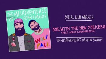 Social Club Misfits - One With The New Yorkers (Audio) ft. Amari, Wordsplayed