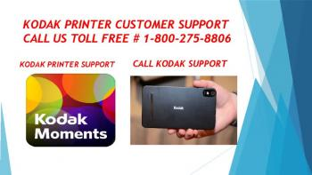 KODAK PRINTER OFFLINE HELP CALL US 1-800-275-8806