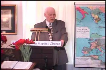 The Christian's Fourfold Position – Galatians 2:11-21 –  Pastor D. A. Waite  –  BFTBC 				 Sunday, January 15, 2017 --  Bible For Today Baptist Church of Collingswood, New Jersey.  The Bible For Today Baptist Church of Collingswood is an in