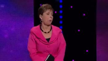 Pastor Joyce Meyer - Overcoming Fear with Faith