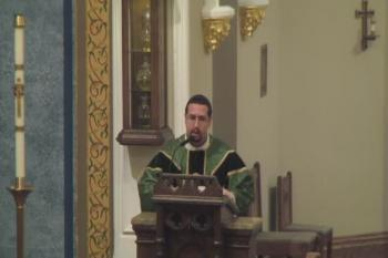 Fr. Paul's Homily ~ Sunday, January 15, Second Sunday of Ordinary Time