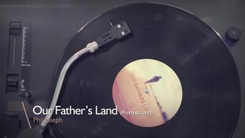 Our Farther's land (Promise land) Phil Joseph, produced by gussy ranks