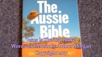 Jesus Is The Top Bloke