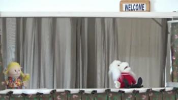 010817 Puppet Skit