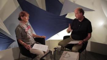 Israel First TV Programme 6 - Martin & Nathalie Blackham