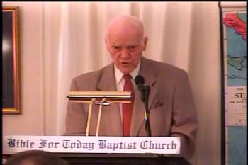 Hewn Out Of A Rock –   Mark 15:37-47   Pastor D. A. Waite  –  BFTBC  Sunday January 22, 2017  The BFTBC Bible study is streamed live on Sunday at 1:30 pm over  http://biblefortoday.org/flow_player.htm It is also streamed over https://ww