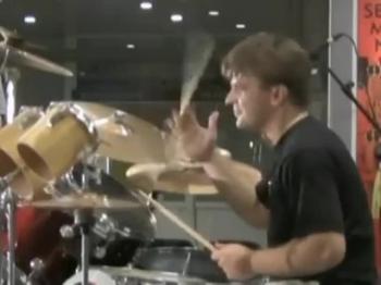 Vinni's Drum Solo