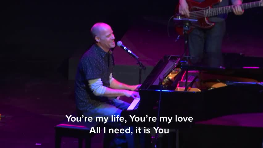 World Of Grace - New Worship From BART+TRICIA