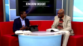 Dr. Kazumba Charles—Kingdom Insight