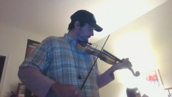 "Jeremiah Raines (fiddle) -""Amazing Grace"""