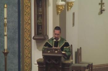 Fr. Paul's Homily~ Sunday, January 29, 4th Sunday in Ordinary Time