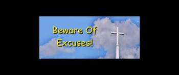 Beware Of Excuses! - Randy Winemiller
