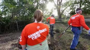 Samaritan's Purse Responds to Devastating Storms in Georgia