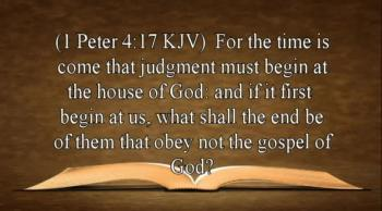 5-In order to be saved you must be judged by God's standard of morality, the 10 commandments.