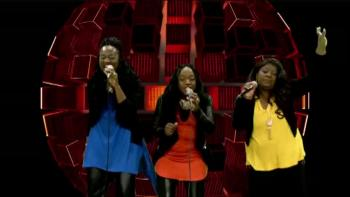 Refined 313 Sings 'Testimony' on Public Praise TV