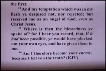 Part 2 -- Truth Makes Enemies  – Galatians 4:1-16 –  Pastor D. A. Waite  –  BFTBC
