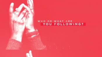 What or Who Do You Follow? A Powerful Reminder To Keep Jesus First