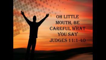 Judges 11:1-40