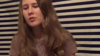 "13 year old girl sings Cover of 'Need to Breathe's' ""Washed by the Water"""
