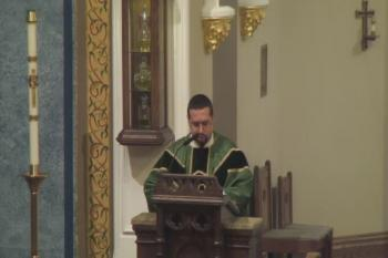 Fr. Paul's Homily~ Sunday, February 12, Sixth Sunday in Ordinary Time