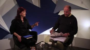 Israel First TV Programme 11- Martin and Nathalie Blackham