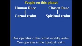 Gods Chosen Race - a short Presentation