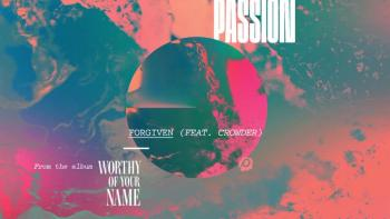 Crowder with The Passion Band - Forgiven (Live/Audio)