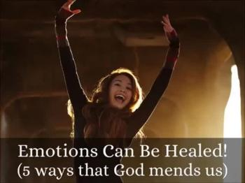 Five Ways God Mends Us