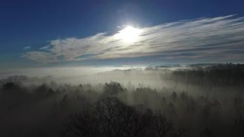 The Beauty of God's Fog...