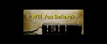 Will You Believe? - Randy Winemiller