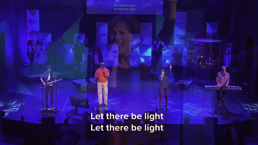 Light Conquers Darkness! Anointed Worship With BART+TRICIA