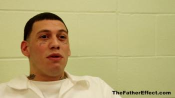 "Prison inmate interview: ""Because My Father Wasn't Around"" (updated)"