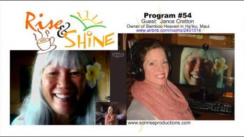 Rise & Shine, Program #54