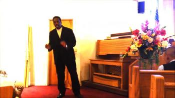 Learn How to Let it Go-Pastor Victorian Brown
