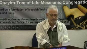 Messianic Rabbi Mordecai Silver