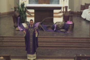 Fr Paul - 1st Sunday of Lent 2017