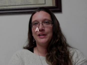 Living Water Rescue Mission, Trisha's Testimony