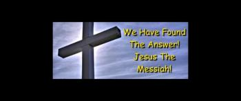 We Have Found The Answer! Jesus The Messiah! - Randy Winemiller