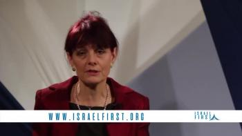 Israel First TV Programme 16 - Martin Nathalie Blackham