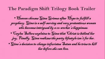The Paradigm Shift Trilogy Book Trailer