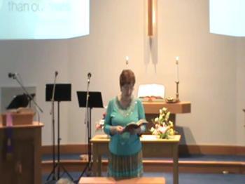 Sermon 3/26/17